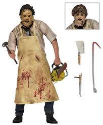 Texas Chainsaw Massacre Halloween Costume Texas Chainsaw Massacre Ultimate Leatherface Update Neca