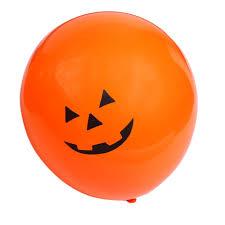 halloween led balloons buy high quality free shipping orange pumpkin head led party light
