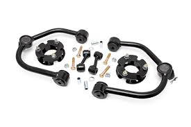 nissan titan upper ball joint 3in leveling lift kit for 04 15 nissan titan rough country