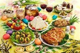 easter dishes traditional traditional easter in slovakia tradition menu vocab