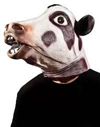 costume masks cow costume mask costume craze