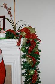 how to hang garland on fireplace photo what you need to hang a