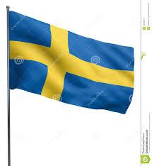 Sweden Flag Image Sweden Flag Waving Stock Illustration Image Of Flag 52956070