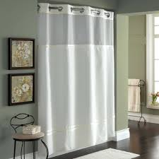 Shower Curtain Liner Uk - absolute fabric shower curtain with matching tailored valance