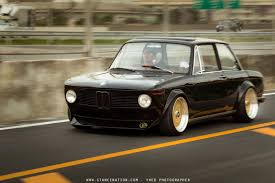 bmw 2002 horsepower is better remaking the 2002 stancenation