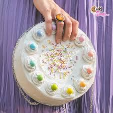 cake purse rainbow candy cake bag