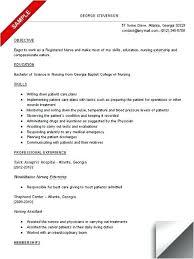 free nursing resume templates free resume template medicina bg info