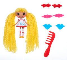 lalaloopsy loopy hair mini lalaloopsy loopy hair doll spot splatter splash toys r us