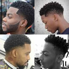 black male haircuts menu best fade haircuts for black men hairs picture gallery