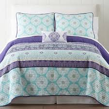 Purple And Teal Bedding Purple Comforters U0026 Bedding Sets For Bed U0026 Bath Jcpenney
