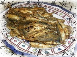 cuisiner les sardines friture de sardines à l algéroise la popotte de silvi