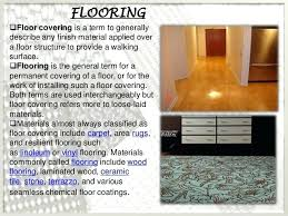 Types Of Flooring Materials Kinds Of Flooring Materials Different Types Of Flooring Materials