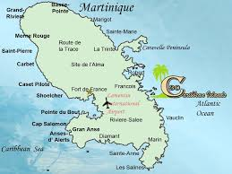 Martinique Map Martinique Map Official Flag Photo Shared By Gilli Fans Share Images