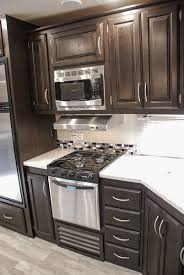Aurora Kitchen Cabinets Durango 1500 D286bhd Lightweight Luxury Fifth Wheel K Z Rv