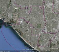 Fountain Valley Map Redistricting Round 2 Los Alamitos Assembly District Orange