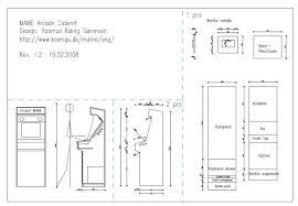 mame arcade cabinet kit arcade cabinet builders savae org