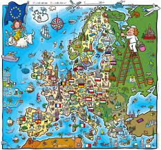 Modern Europe Map by One Europe One Culture U0026quot United In Diversity U0026quot Oneeurope