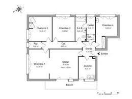 plan appartement 3 chambres appartement 3 chambres à louer à lorient 56100 location