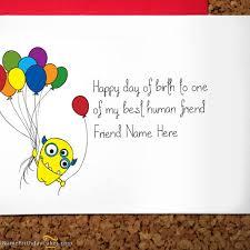 birthday card for a friend u2013 gangcraft net