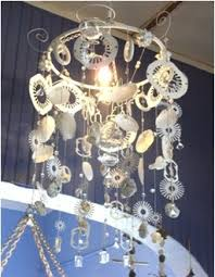 Beach Glass Chandelier Love The Universe Decor Chandeliers Lovetheuniversedecor Weebly Com
