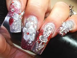 glimmer glitter glamour nail art archive style nails magazine
