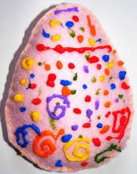 felt easter eggs felt easter egg kids craft activity