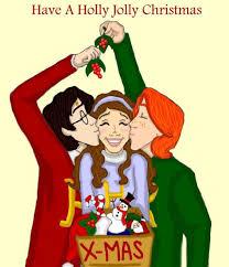 holly jolly christmas by dkcissner on deviantart