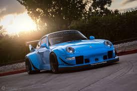 rwb porsche 911 riviera blue porsche rwb 911 cars for sale