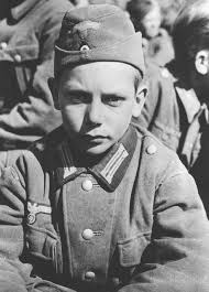 youth 13 old soldier who was captured by the americans in