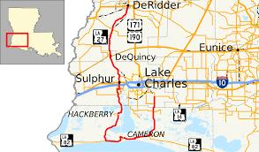 Louisiana Cities Map louisiana highway 27 wikipedia