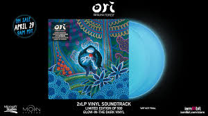 ori and the blind forest vinyl soundtrack 2xlp iam8bit