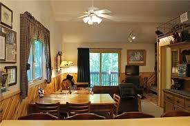 Style Vacation Homes A Cheery Condo Style Vacation Home With Lovely Northwoods Décor