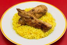 cuisine jamaicaine poulet à la jamaicaine et riz sauté mangue coco recettes