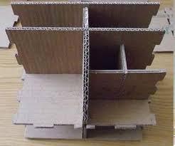 cara membuat lemari buku dari kardus bekas membuat rak buku dari kardus