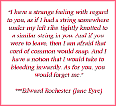 wedding quotes eyre edward rochester quote my voyage through time
