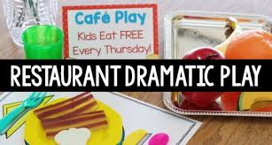 dramatic play archives pre k pages