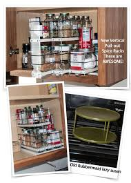 Best Spice Racks For Kitchen Cabinets Wall Mounted Spice Rack Stunning Best Spice Racks For Kitchen