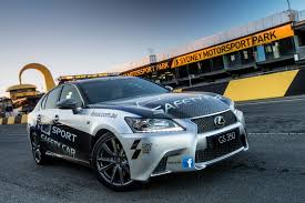 tuned lexus is350 lexus gs 350 f sport safety car picture 73575