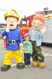 fireman sam costume hire u0026 mascot booking rainbow productions