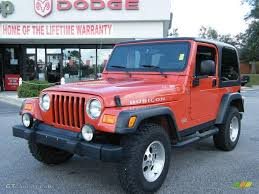 orange jeep 2005 impact orange jeep wrangler rubicon 4x4 19360341 gtcarlot
