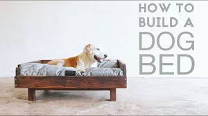 Dog Bunk Beds Furniture by How To Build A Mid Century Modern Dog Bed Modern Builds Ep 72