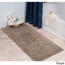 Contemporary Bathroom Rugs Bathroom Teupe Rectangular Large Bath Rugs For Contemporary