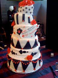 red velvet baby shower cakes party xyz