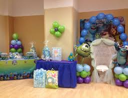 inc baby shower monsters inc baby shower shaquera paul s shower catch my party