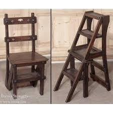 Library Chair Library Ladder Chair Inessa Stewart U0027s Antiques