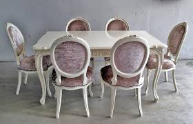 dining room faux leather dining chairs french cane back dining