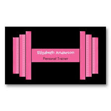 Zazzle Business Card Template 60 Best Business Card Ideas Images On Pinterest Personal Trainer