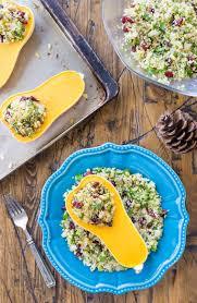 quinoa thanksgiving recipes quinoa stuffing recipe with squash one ingredient chef