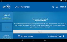 myadt adt customer service android apps on google play