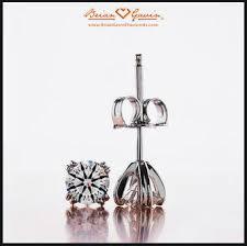 diamond stud size best size for diamond stud earrings stud earrings references